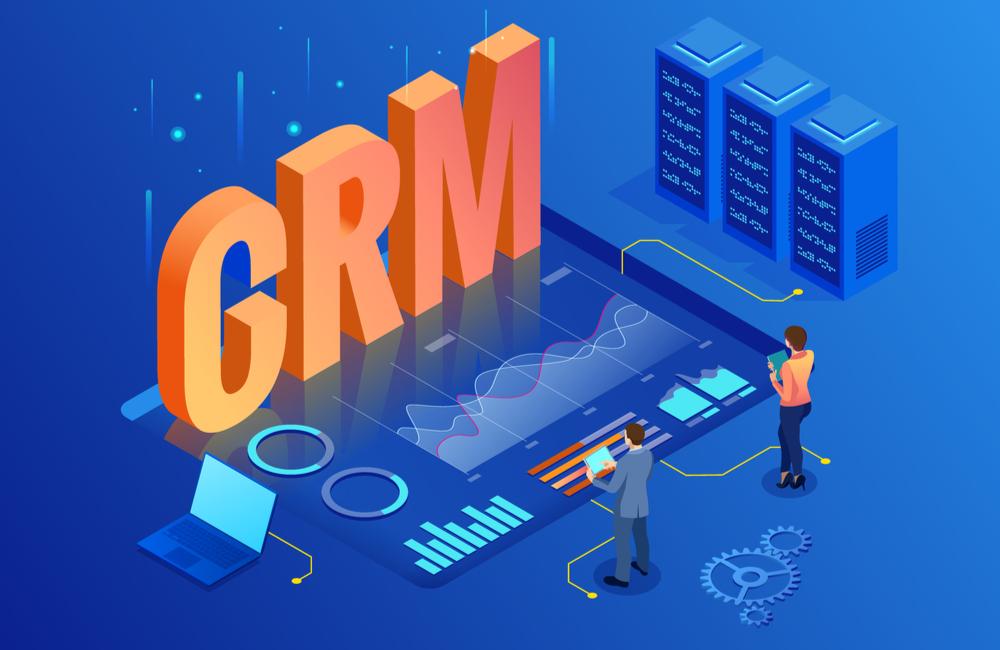 Схематичное изображение crm-маркетинга